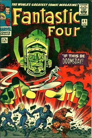 Fantastic Four (1961) 49-A