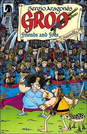 Groo: Friends and Foes 5-A
