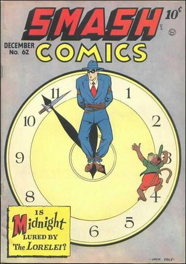 Smash Comics (1939) 62-A by Quality