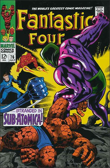 Fantastic Four (1961) 76-A by Marvel