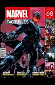 Marvel Fact Files 68-A