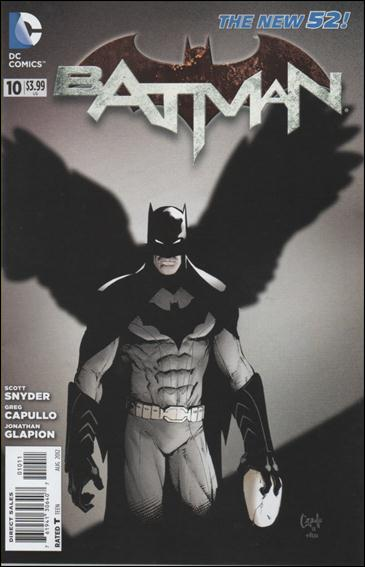 Batman (2011) 10-A by DC