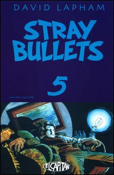 Stray Bullets 5-B by El Capitan