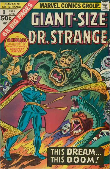 Giant-Size Doctor Strange 1-A by Marvel