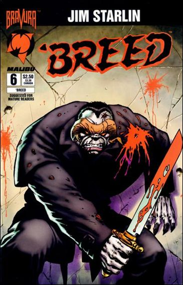 Breed 6-A by Malibu