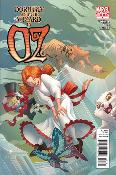 Dorothy & the Wizard in Oz 1-C by Marvel