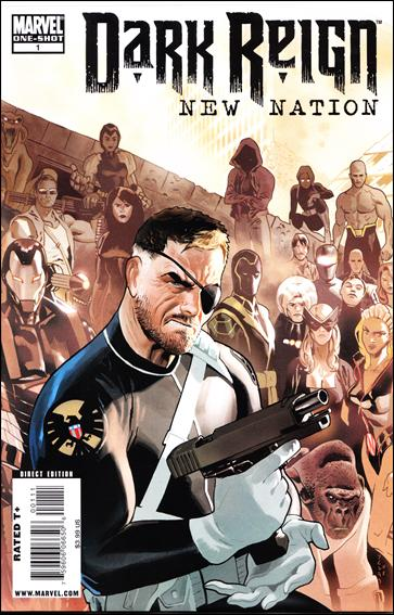 Dark Reign: New Nation 1-A by Marvel