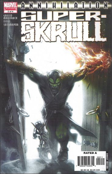 Annihilation: Super-Skrull 2-A by Marvel