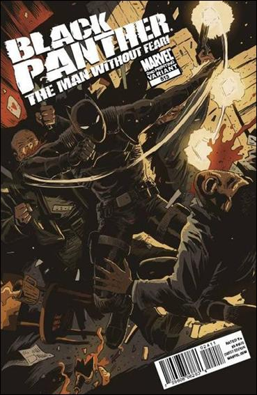 Black Panther: The Man Without Fear 513-C by Marvel