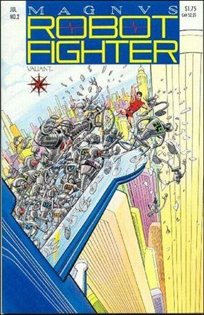 Magnus Robot Fighter (1991) 2-A