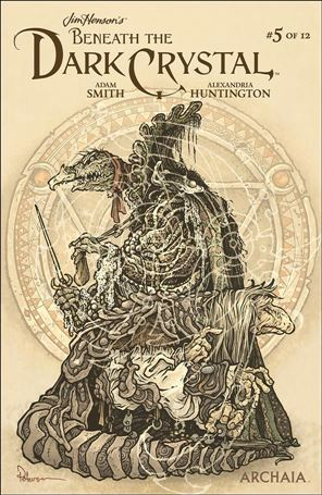 Jim Henson's Beneath the Dark Crystal 5-B