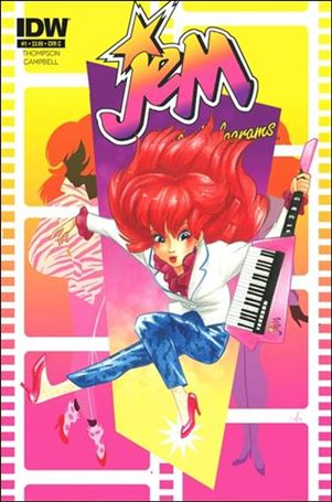 Jem & the Holograms 1-C