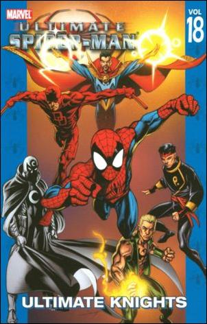 Ultimate Spider-Man 18-A by Marvel