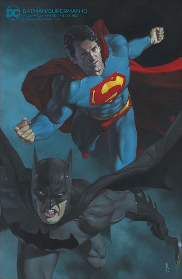 Batman/Superman (2019) 10-B by DC