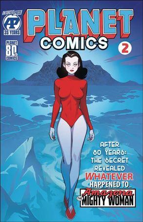 Planet Comics (2020) 2-A