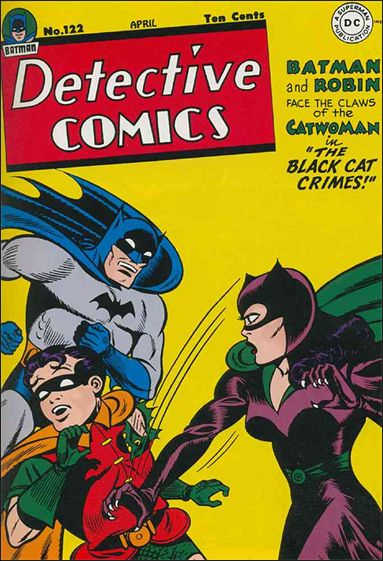 Detective Comics (1937) 122-A by DC