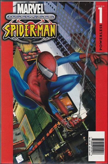 Ultimate Spider-Man (2000) 1-G by Marvel