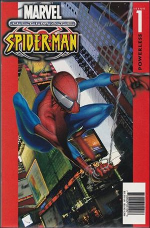 Ultimate Spider-Man (2000) 1-G