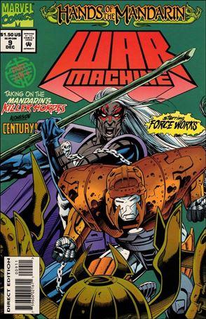 War Machine (1994) 9-A
