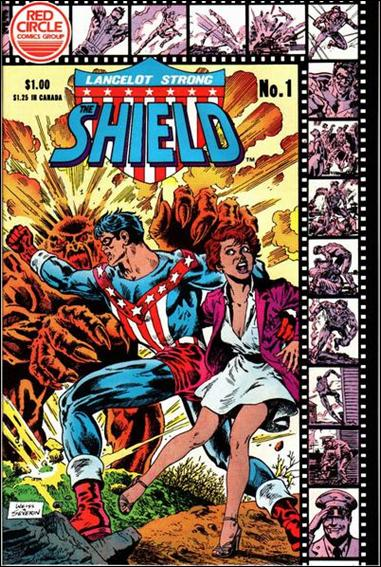 Shield (1983) 1-A by Archie