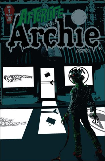 Afterlife with Archie 1-FB by Archie