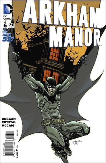 Arkham Manor 6-A by DC