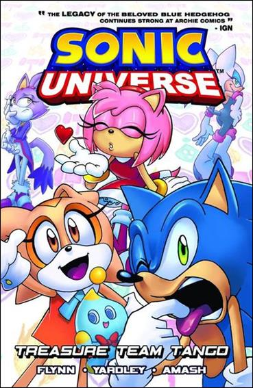 Sonic Universe 6-A by Archie