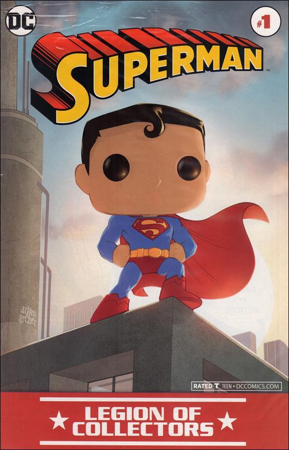 Superman (1939) 1-C by DC