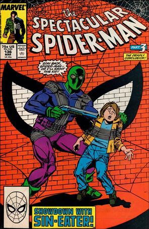 Spectacular Spider-Man (1976) 136-A