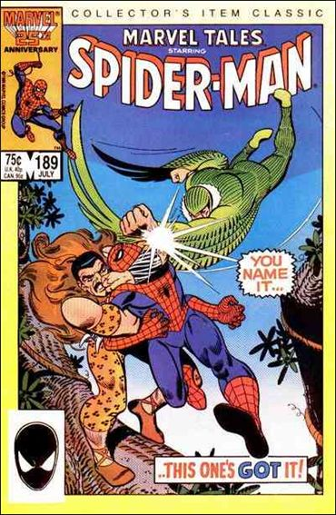 Marvel Tales (1966) 189-A by Marvel