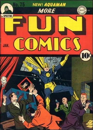 More Fun Comics 75-A by DC