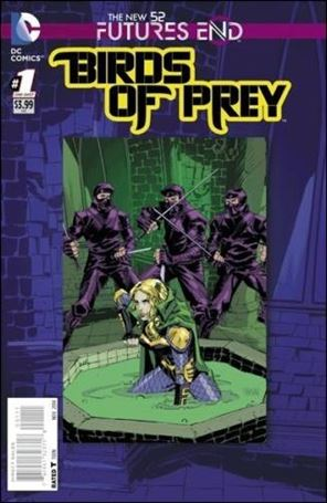 Birds of Prey: Futures End 1-A