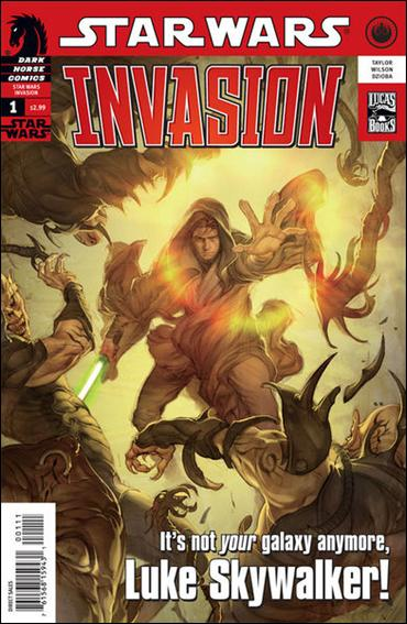 Star Wars: Invasion 1-A by Dark Horse