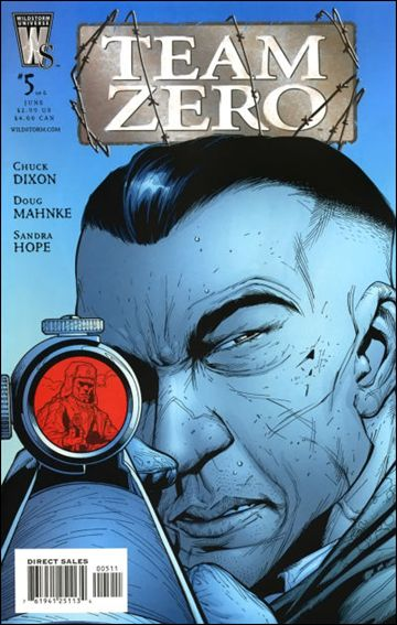 Team Zero 5-A by WildStorm