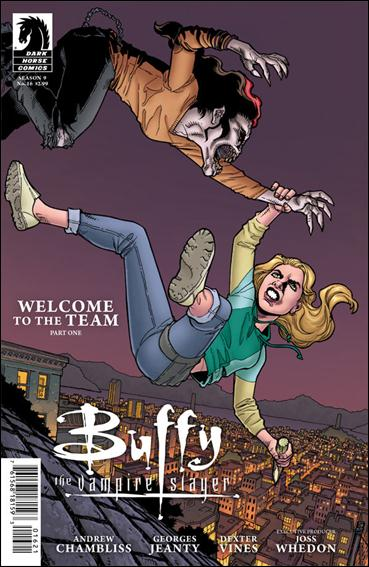 Buffy the Vampire Slayer Season 9 16-B by Dark Horse