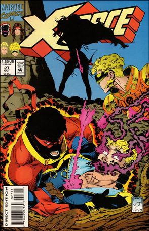 X-Force (1991) 27-A