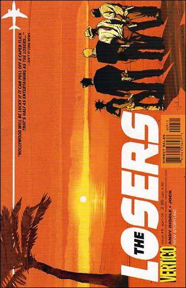 Losers 9-A by Vertigo