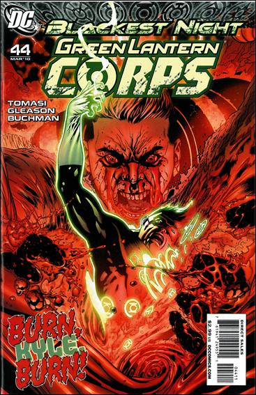 Green Lantern Corps (2006) 44-A by DC