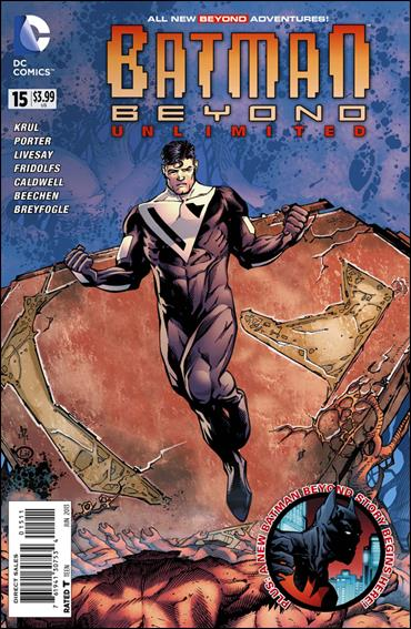 Batman Beyond Unlimited 15-A by DC