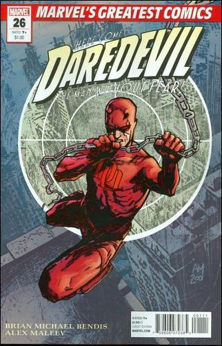 Daredevil (1998) 26-C by Marvel