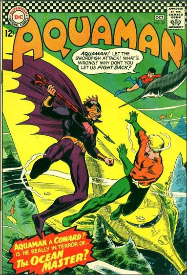 Aquaman (1962) 29-A by DC