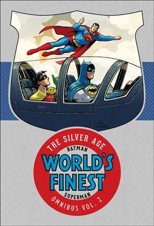 World's Finest: The Silver Age Omnibus 2-A