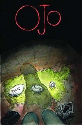 Ojo 5-A by Oni Press