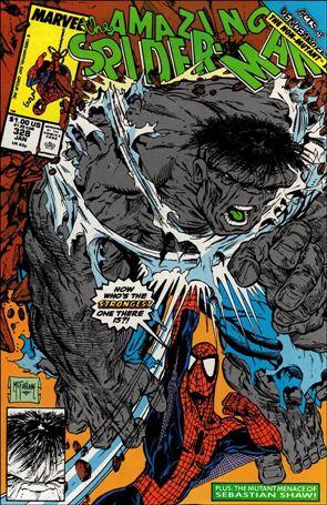 Amazing Spider-Man (1963) 328-A