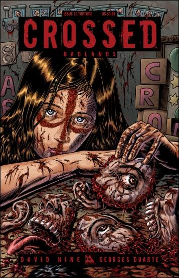 Crossed: Badlands 15-C by Avatar Press