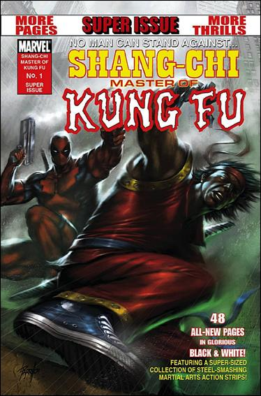Shang-Chi: Master Of Kung Fu One-Shot 1-A by Marvel
