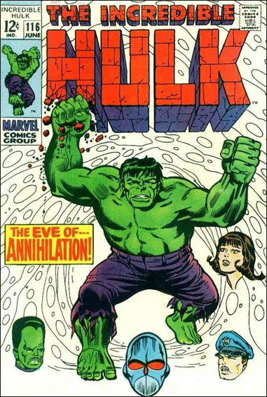 Incredible Hulk (1968) 116-A by Marvel