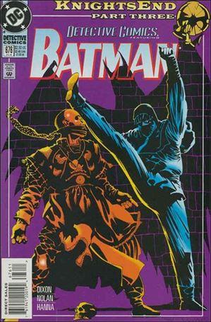 Detective Comics (1937) 676-A