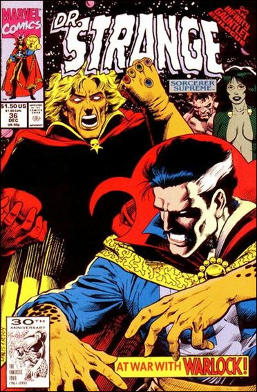 Doctor Strange, Sorcerer Supreme 36-A by Marvel