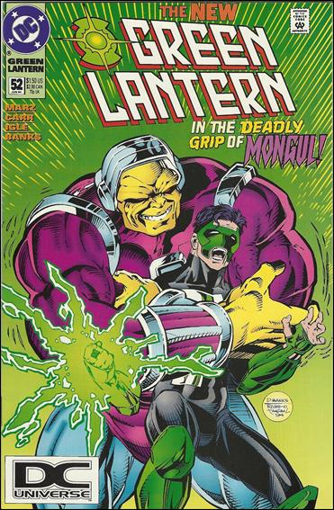 Green Lantern (1990) 52-B by DC